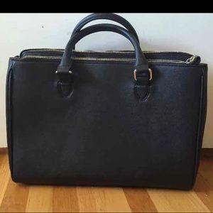 Zara city office bag